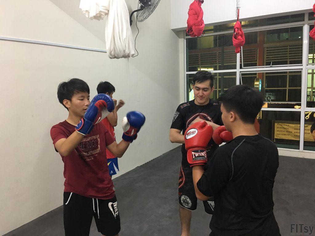 Kickboxing - FITsy