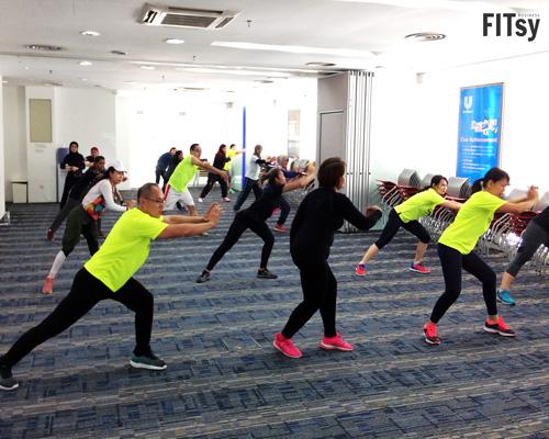 FITsy - Employee Fitness Program