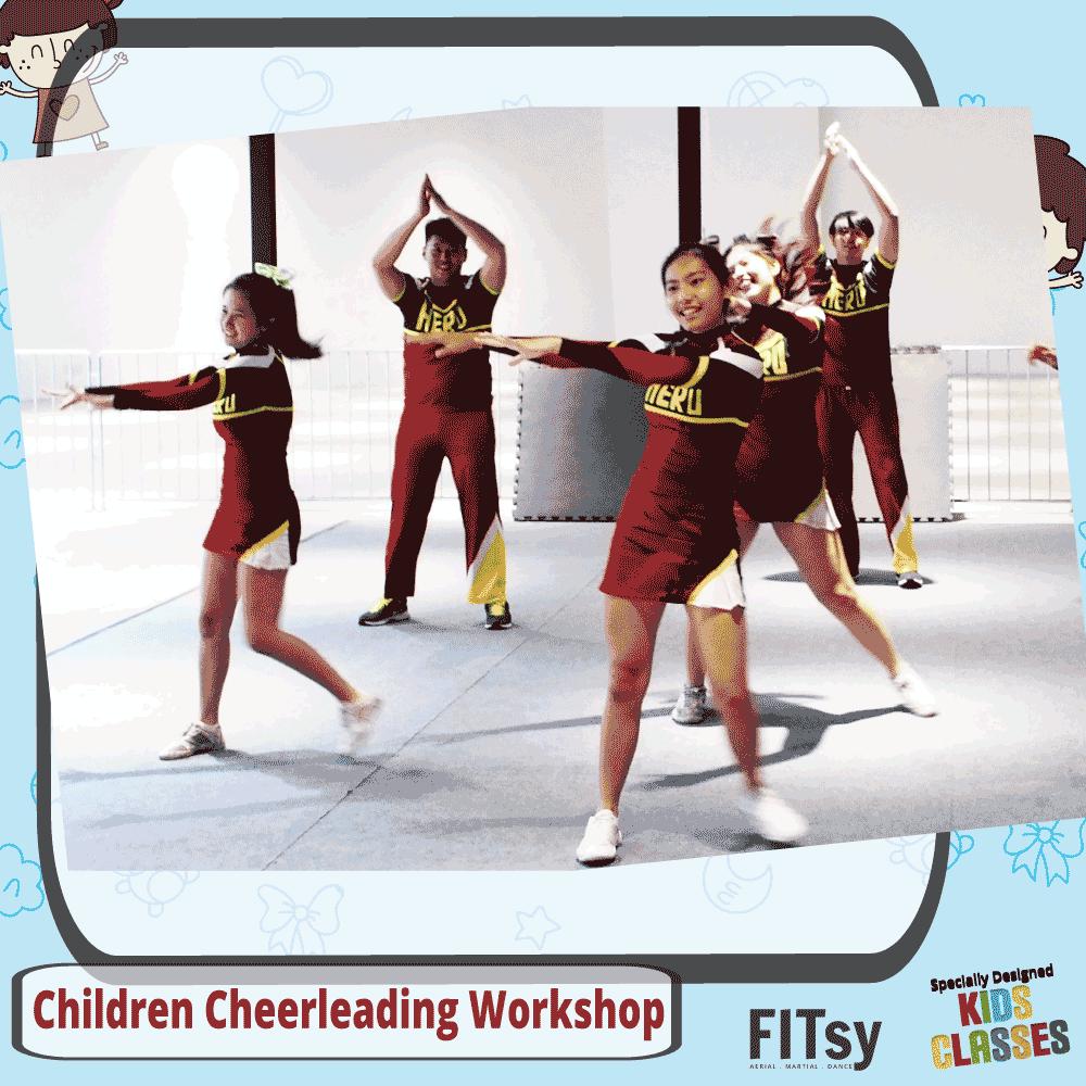 Children Cheerleading Workshop - Cheerleading | Gymnastic | Artistic