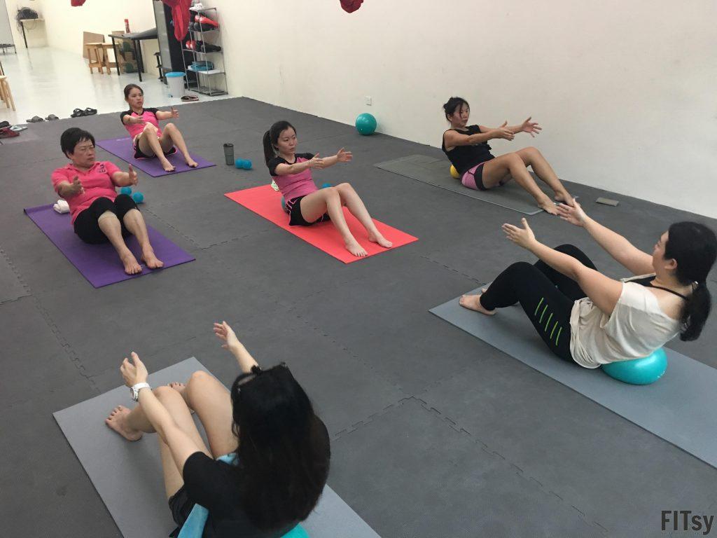FITsy - Pilates