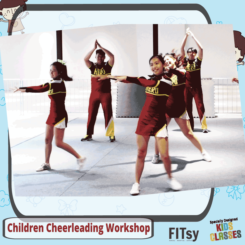 Children Cheerleading Workshop - Cheerleading | Gymnastic | Artistic