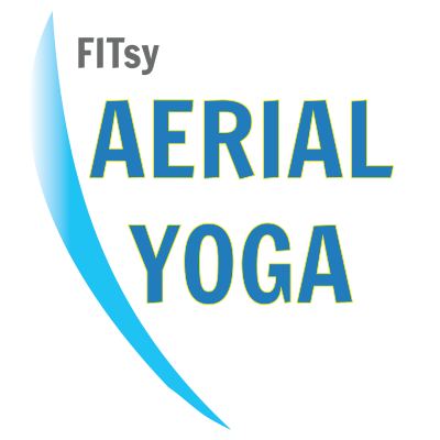 Aerial Yoga - Fyoga - Anti Gravity Yoga - Floating Yoga - Practice off the mat into the air and yet still incorporates all the benefits and enjoyments of regular yoga