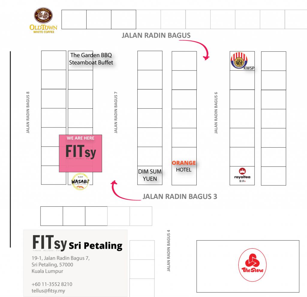 FITsy Sri Petaling - Kuala Lumpur