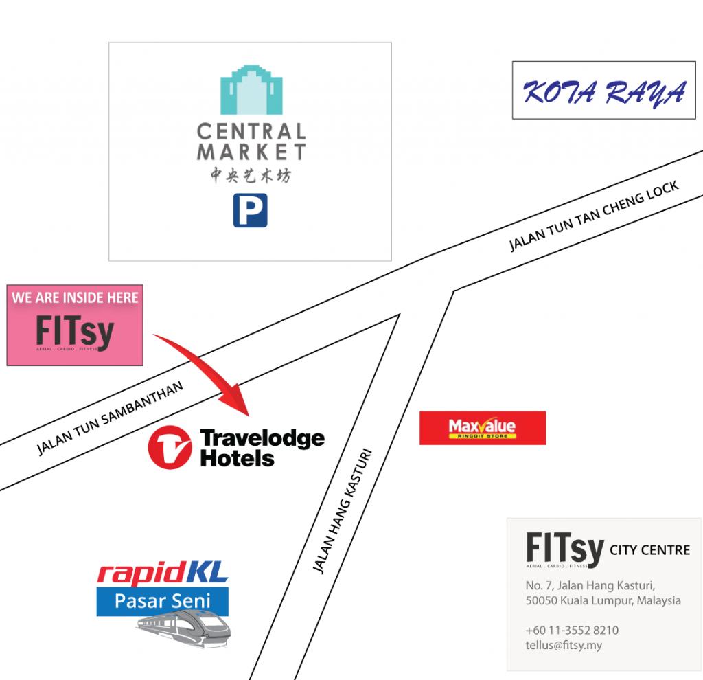 FITsy City Centre - Kuala Lumpur