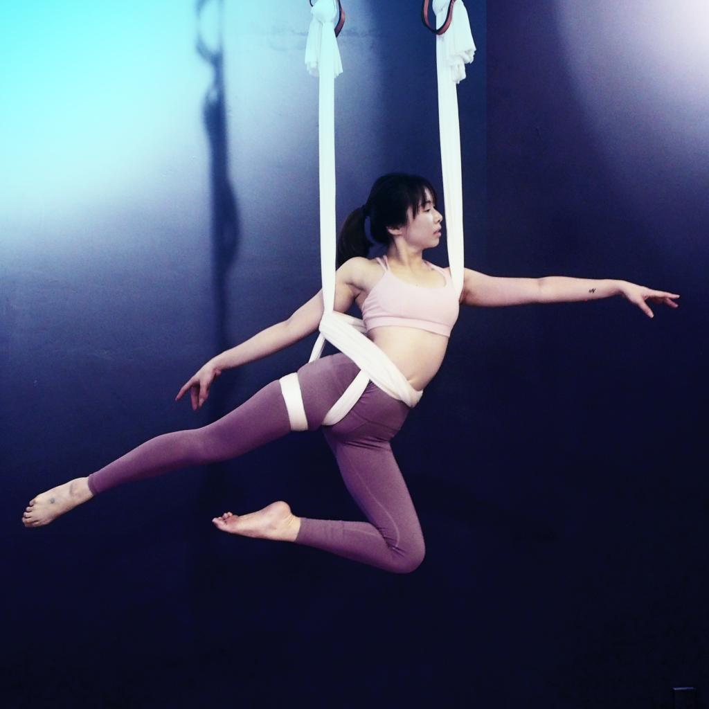FITsy - Aerial Yoga | Flying Yoga | Yoga Swing | Anti Gravity Yoga | Floating Yoga
