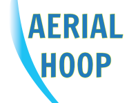 Aerial Hoop - Lyra - It brings out the inner you and also those good young memories of playing the monkey bar and spinning wheels but just looks much nicer. You will never feel boring and also the great feels of flying!